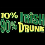 10% Irish-90% Drunk