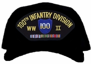 100th Infantry Division WWII Ball Cap