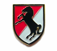 11th Armored Cavalry Regiment Pin