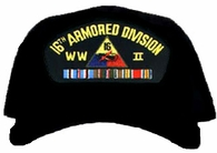 16th Armored Division WWII Ball Cap