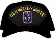 172nd Infantry Brigade Ball Cap