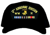 17th Airborne Division WWII Ball Cap