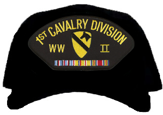 1st Cavalry Division WWII Ball Cap