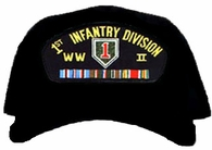 1st Infantry Division WWII Ball Cap