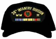 24th Infantry Division WWII Ball Cap