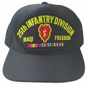 25th Infantry Division OIF Ball Cap