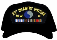 29th Infantry Division WWII Ball Cap