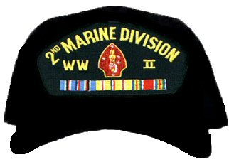 2nd Marine Division WWII Ball Cap