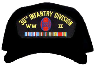 30th Infantry Division WWII Ball Cap