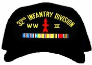 32nd Infantry Division WWII Ball Cap