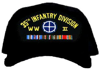 35th Infantry Division WWII Ball Cap
