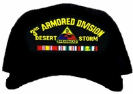 3rd Armored Division Desert Storm Ball Cap