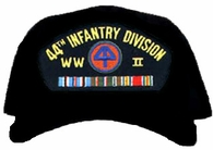 44th Infantry Division WWII Ball Cap