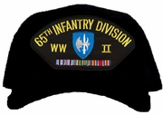 65th Infantry Division WWII Ball Cap