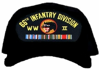 66th Infantry Division WWII Ball Cap