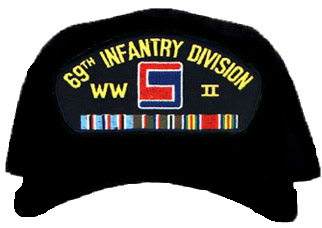 69th Infantry Division WWII Ball Cap