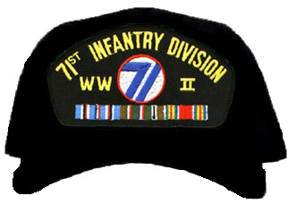 71st Infantry Division WWII Ball Cap