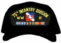 75th Infantry Division WWII Ball Cap
