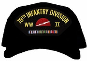 78th Infantry Division WWII Ball Cap