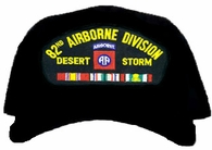 82nd Airborne Division Desert Storm Ball Cap