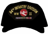 84th Infantry Division WWII Ball Cap