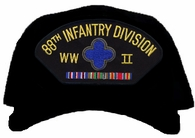 88th Infantry Division WWII Ball Cap