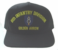 8th Infantry Division Ball Cap