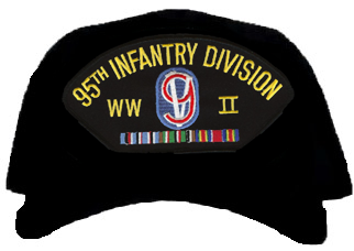 95th Infantry Division WWII Ball Cap