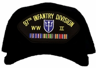 97th Infantry Division WWII  Ball Cap