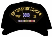 99th Infantry Division WWII Ball Cap