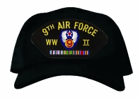 9th Air Force WWII Ball Cap