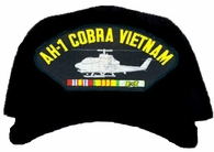 AH-1 Cobra Vietnam Ball Cap