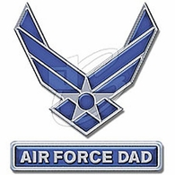 Air Force Dad Shirts