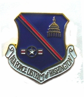 Air Force District of Washington Pin