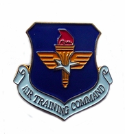 Air Training Command Pin