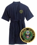 Army Bathrobe