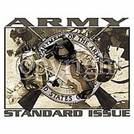 ARMY-Standard Issue Shirts