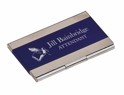 Attendant Business Card Holder