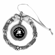 Best Man Pewter Holiday Ornament