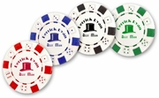 Best Man Poker Chips