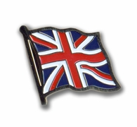 Britain Flag Lapel Pin