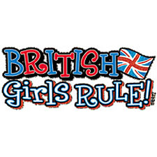 British Girls Rule Shirt
