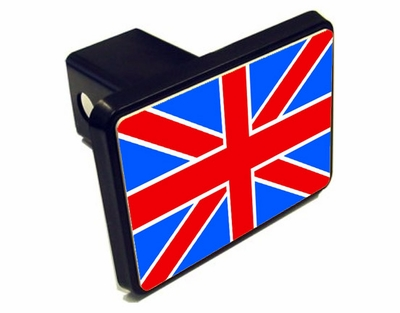 Brittish Flag Hitch Cover