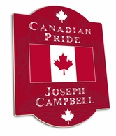 Candian Traditional Sign