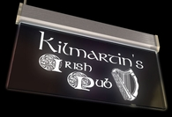 Celtic Irish Pub Sign - Personalized!
