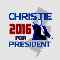 Christie For President - NJ T-shirt
