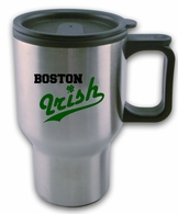 City Irish Travel Mug