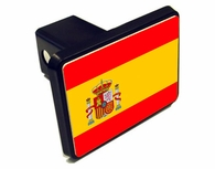 Country Flag Hitch Cover
