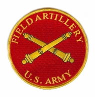 Field Artillery Patch