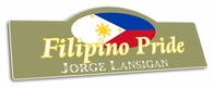 Filipino  Display Sign